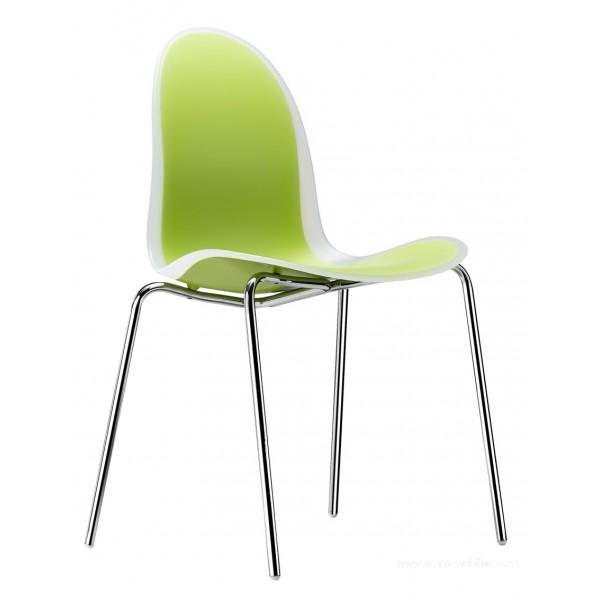 Chaise polyvalente 4 pieds 3x2 k par parri for Chaise 3 pieds