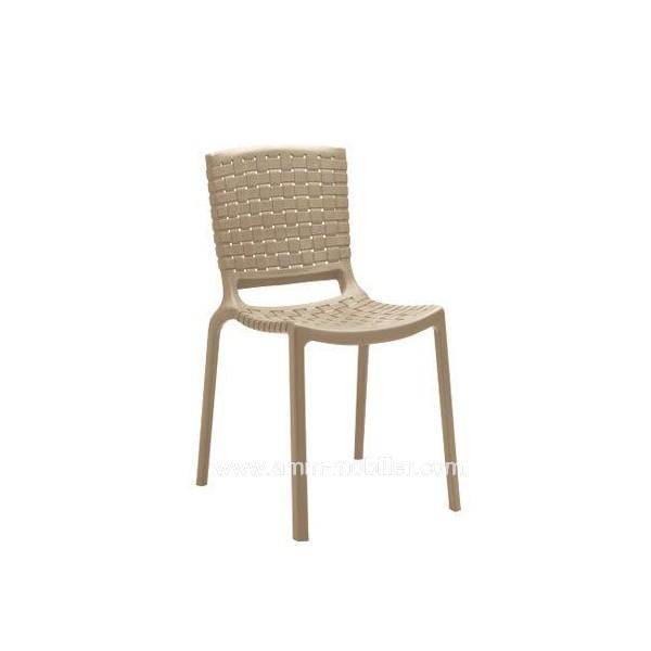 Chaise polyvalente tatami par pedrali for Chaise pedrali