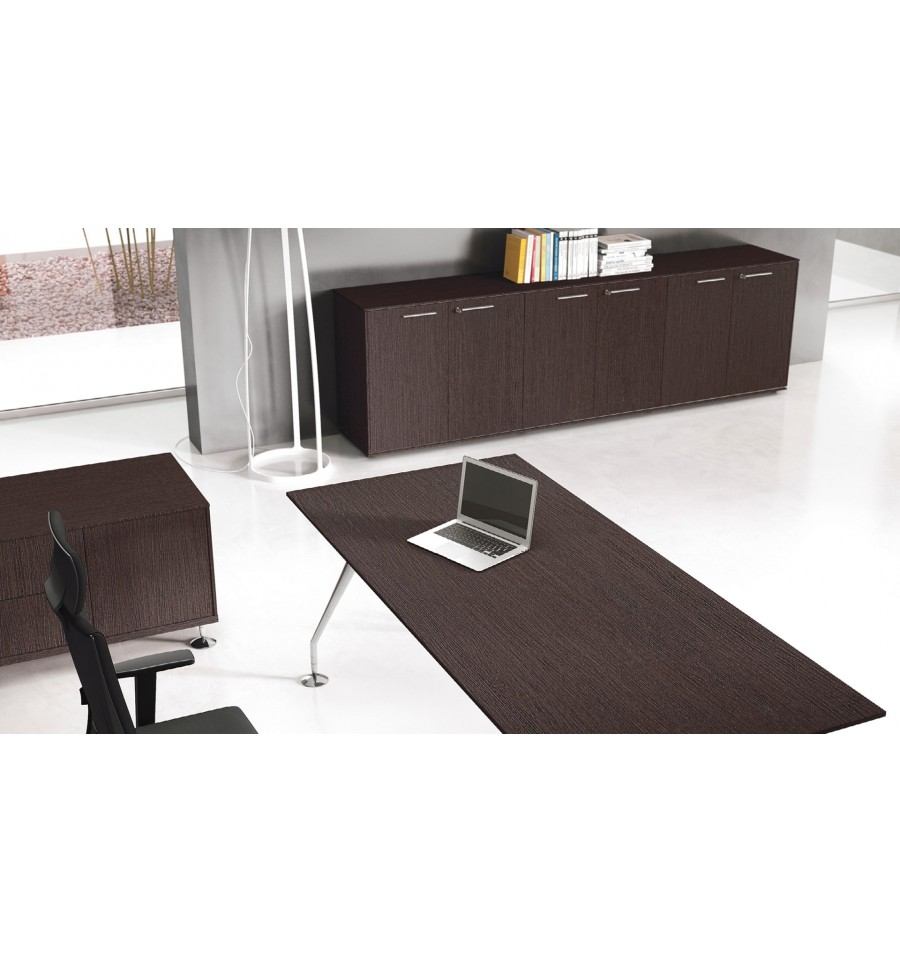 Bureau de direction enosi evo fa on weng par las for Bureau wenge