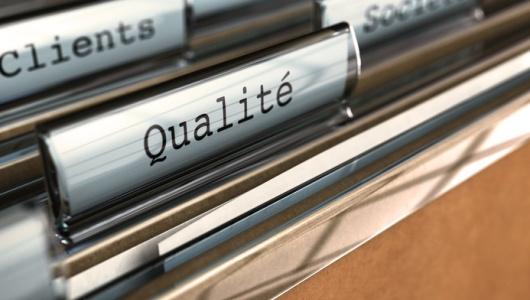 Certification et qualité